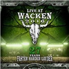 Live at Wacken 2016-27 Years Faster Harder Louder (2x Bluray, 2x CD)