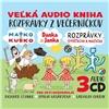 Rozprávky z večerníčkov 3CD BOX