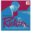 Sviatoslav Richter Live at Carnegie Hall  (13CD)