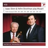 Stern and Bronfman Play Violin Concertos (4CD)