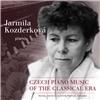 Klavírní skladby českého klasicismu