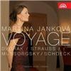 Martina Janková, Gérard Wyss - Voyage - Song Recital (Mussorgsky, Strauss, Dvořák, Schoeck)