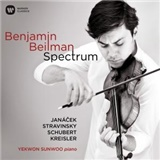 Benjamin Beilman, Yekwon Sunwoo - Spectrum - Schubert, Janáček, Stravinsky