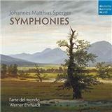 Werner Ehrhardt, L'arte Del Mondo - Johannes Matthias Sperger - Symphonies