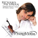 Richard Pachman - Piano Violin